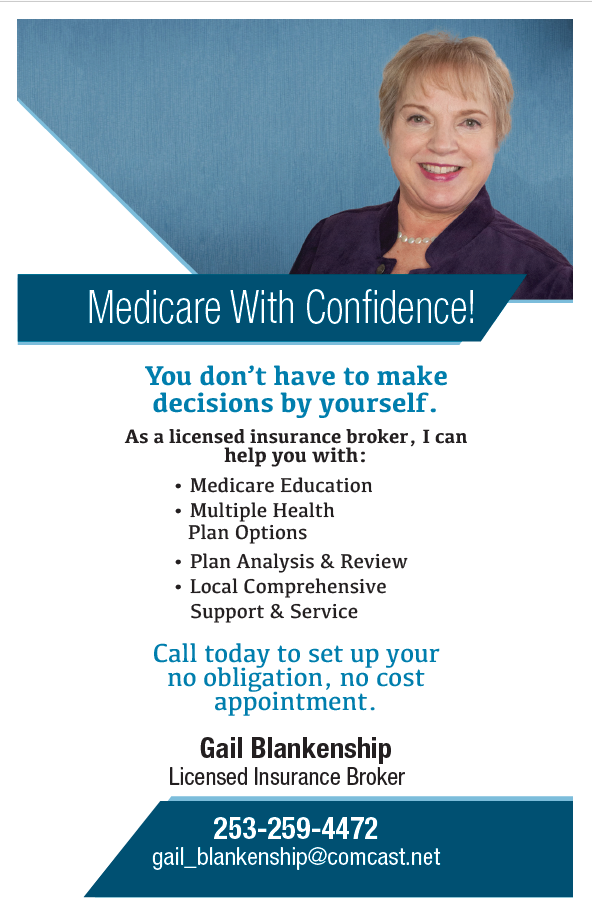 Gail knows medicare flyer